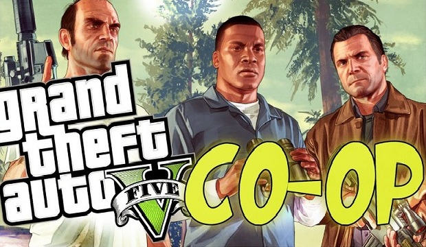 Grand Theft Auto V / GTA 5 - Coop Story Mode