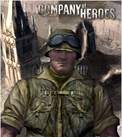 Company of Heroes 1 (2006), 2 ...