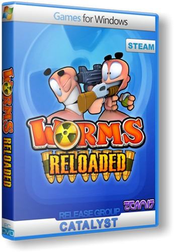 Worms Reloaded (2010) PC - Ска...