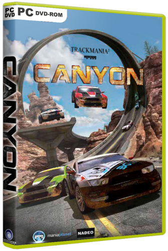 TrackMania 2 - Canyon (2011) P...