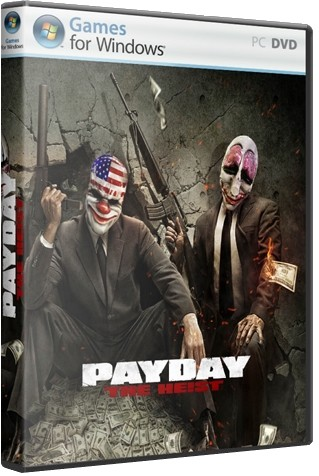 Payday: The Heist (2011) PC - ...