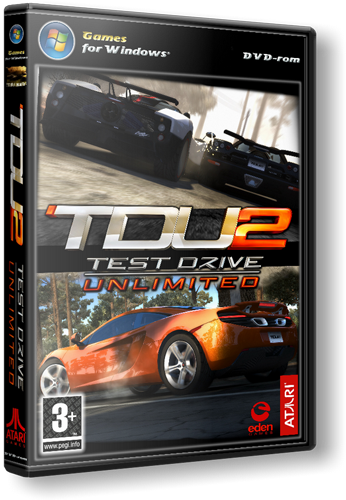 Test Drive Unlimited 2 (2011) ...