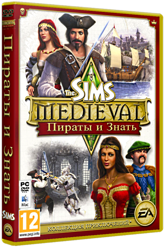 The Sims Medieval: Пираты и зн...