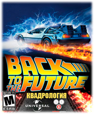 Back to the Future: The Game -...