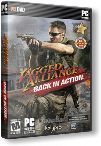 Jagged Alliance: Back in Actio...