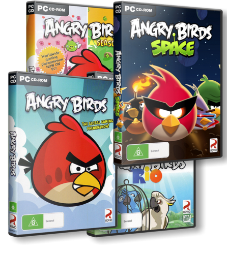 Angry Birds: Anthology + Bad P...