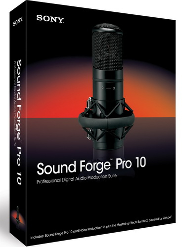 Sony Sound Forge Pro 10.0d Bui...