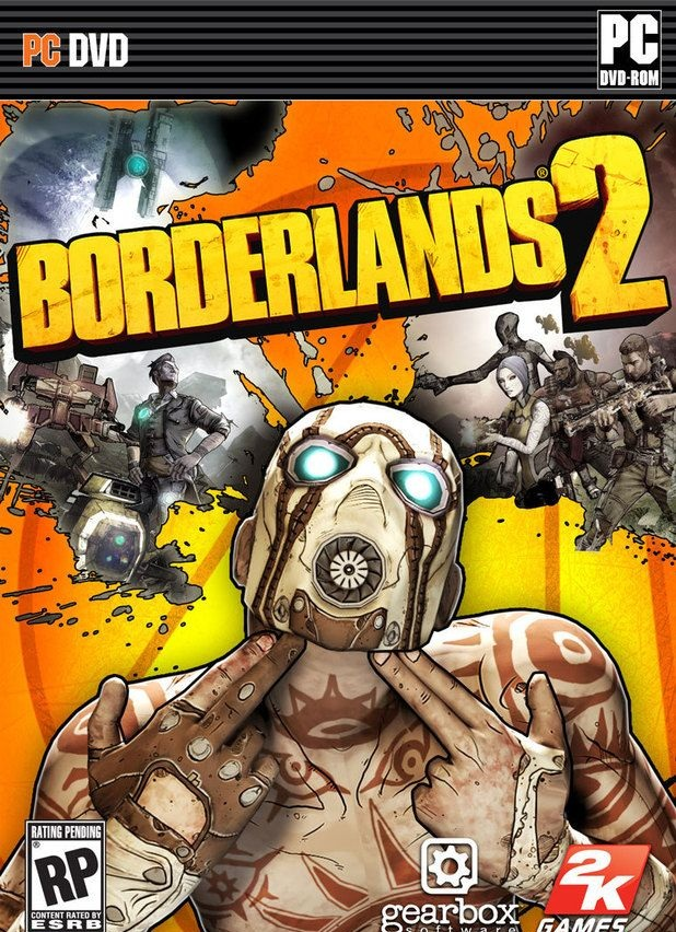 Borderlands 2. Premier Club Ed...