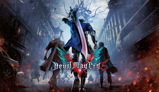 Devil May Cry 5: Deluxe Editio...