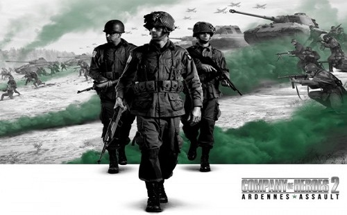 Company of Heroes 2: Ardennes ...