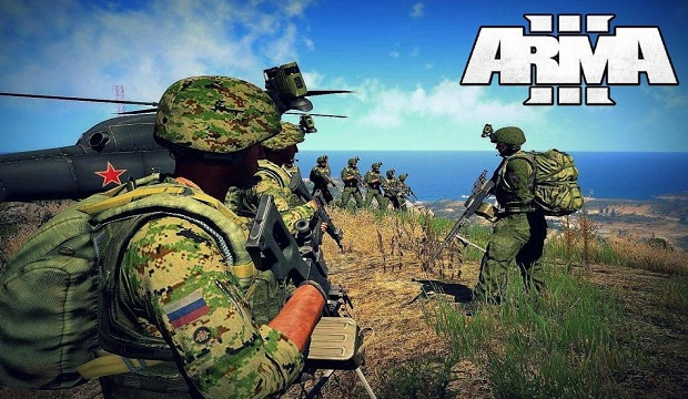 Arma 3: Apex Edition (2013) PC...