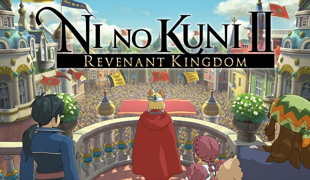Ni no Kuni II: Revenant Kingdo...