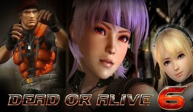 Dead or Alive 6 (2019) PC - Ск...