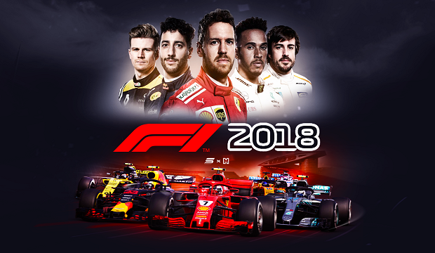 F1 2018: Headline Edition (201...