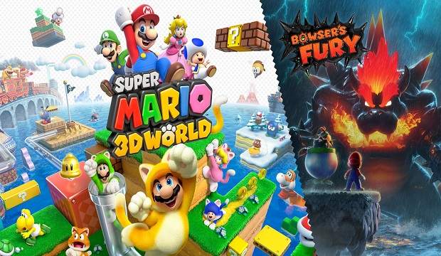 Super Mario 3D World / Bowser's Fury (2021) PC v 1.1.0 / Yuzu Emu - Скачать торрент