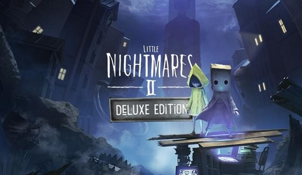 Little Nightmares II: Deluxe Edition (2021) PC / DLC - Скачать торрент