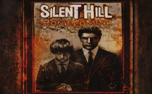 Silent Hill: Homecoming - Запи...